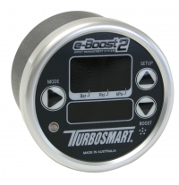 eB2 60psi 60mm Black Silver