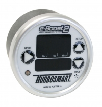 eB2 60psi 60mm White Silver